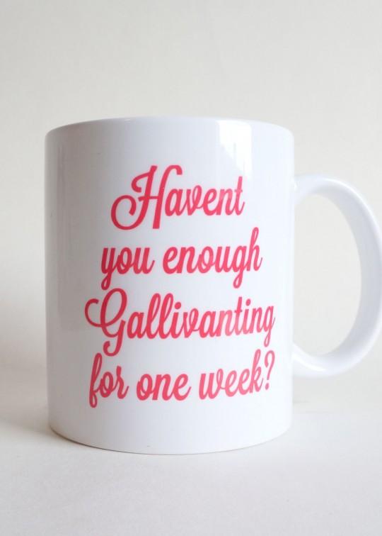 gallivanting-mug