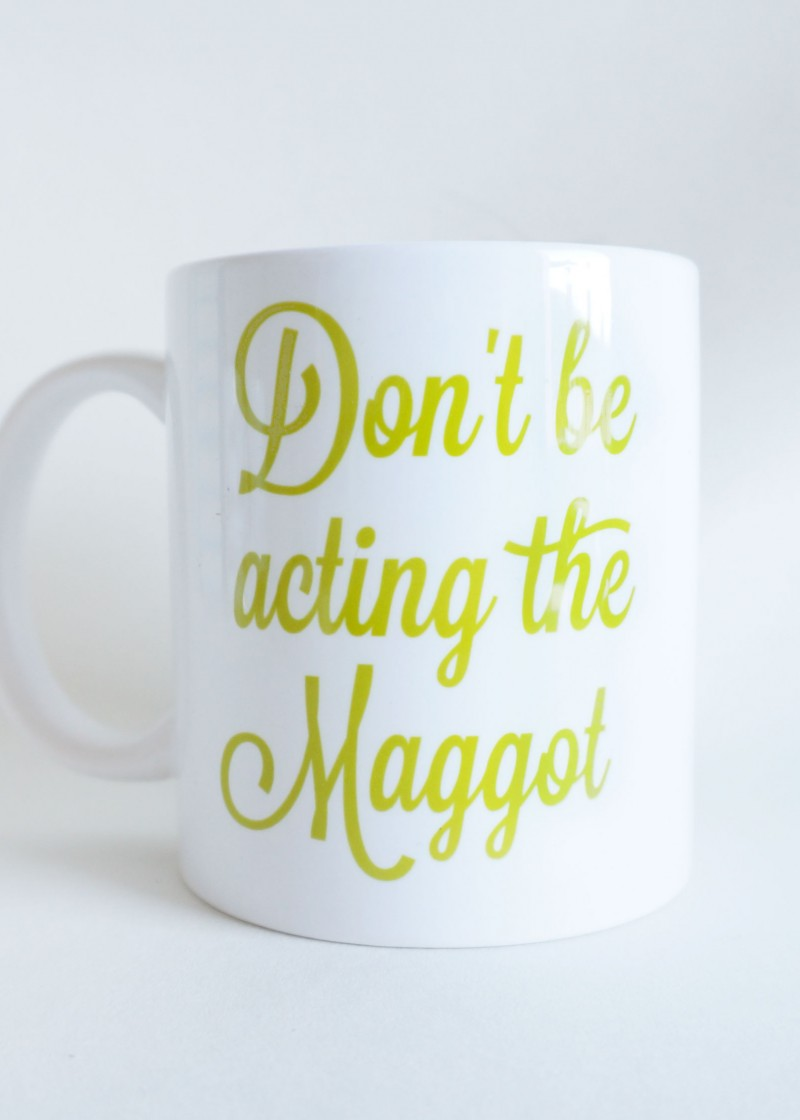 maggot-mug